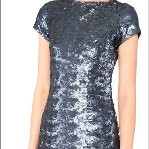 Sophia James Nixie Dress in Black- size small